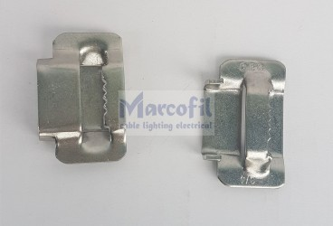 Clema de stangere pentru banda din otel inox 19 mm UE 847651 DS 3240/2