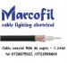 cablu coaxial rg6 dublu ecranat